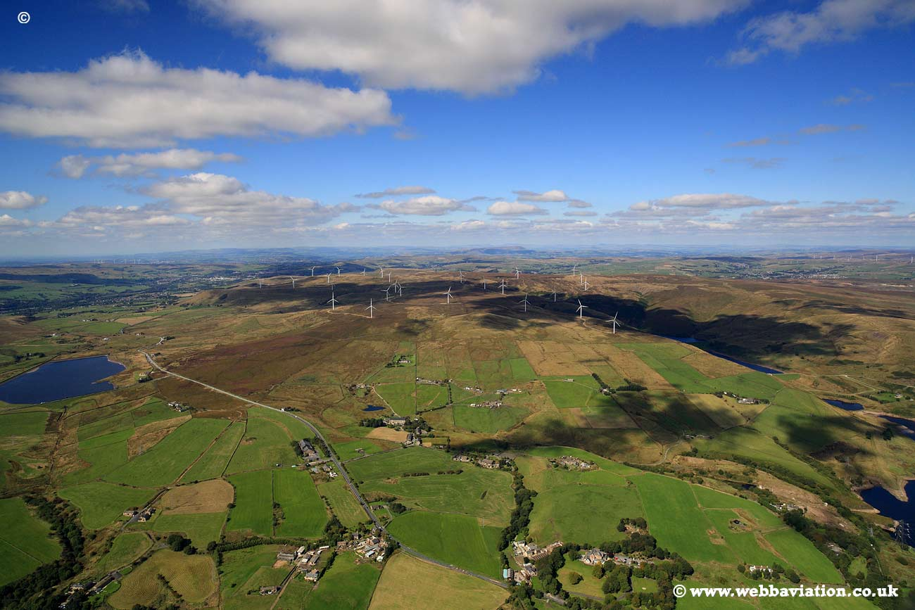 Scout Moor Windfarm -ic28010