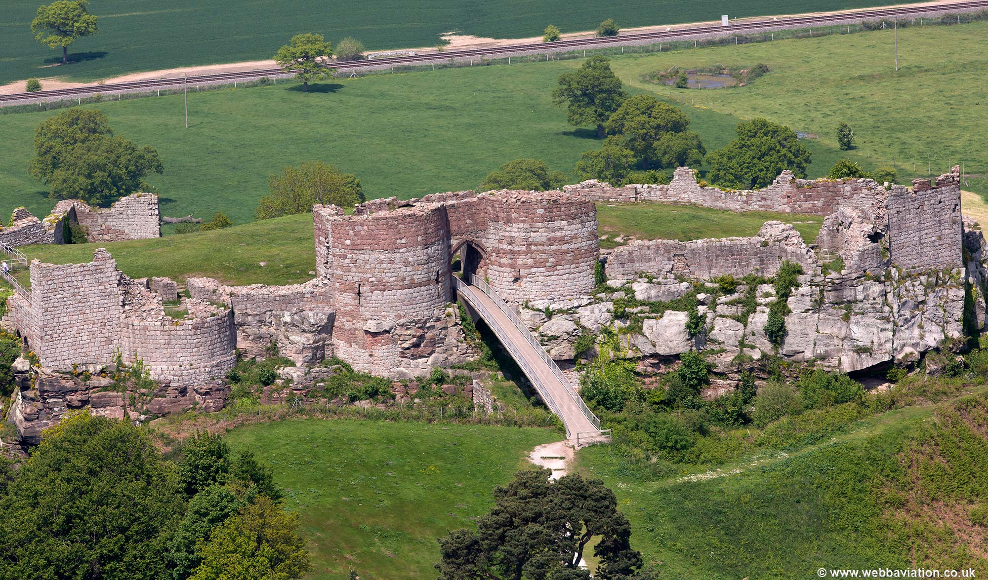 Beeston Castle hc33257