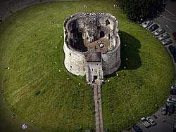 Aerial Photographs Of Castles