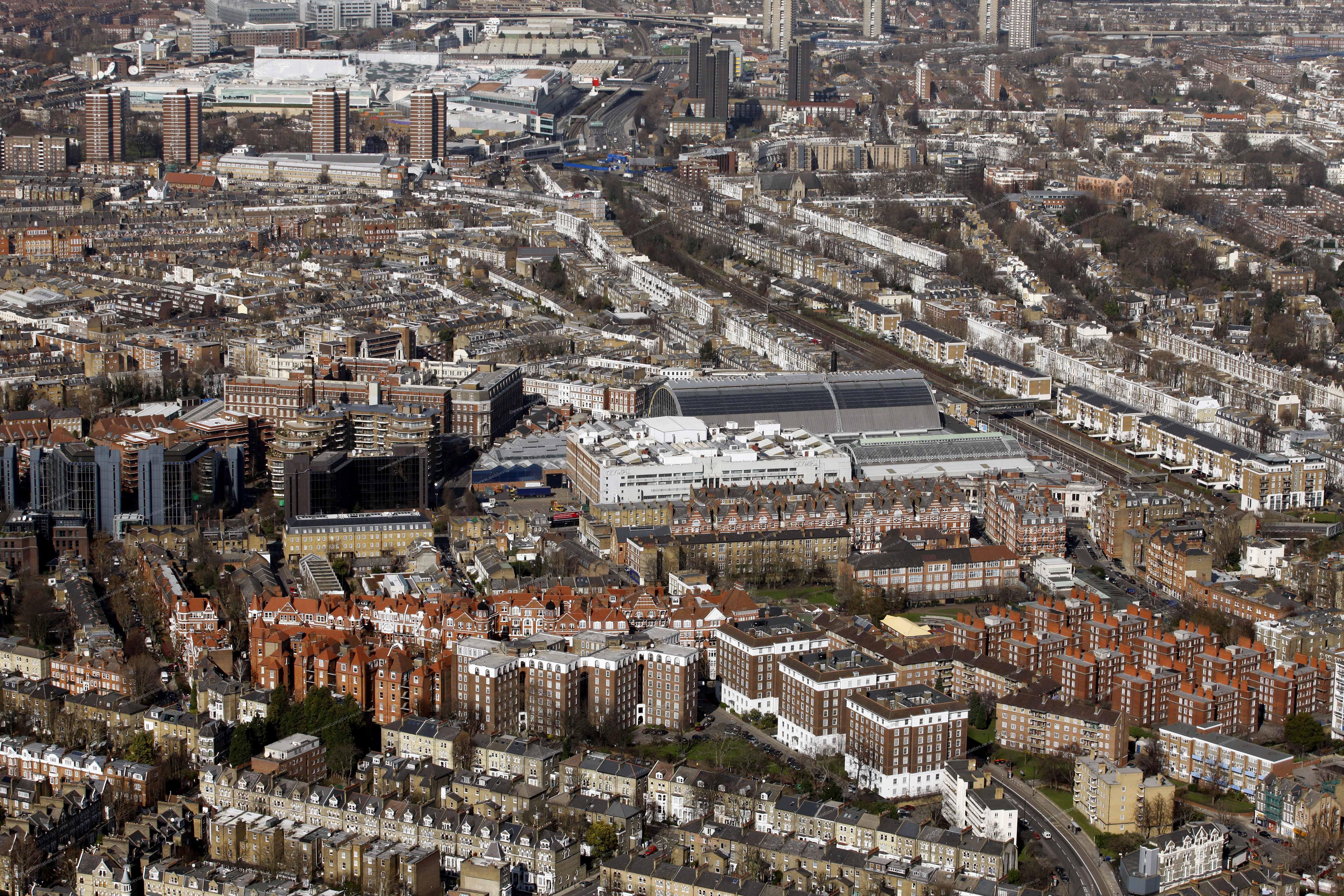 west kensington london